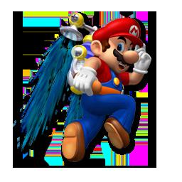 Mario Jet Oyunu